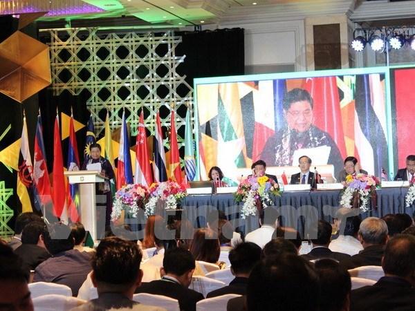 Vietnam propuso aumentar el rol de AIPA hinh anh 1