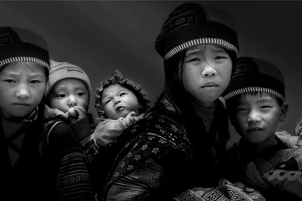 Fotografo vietnamita gana medalla de oro de FIAP hinh anh 1