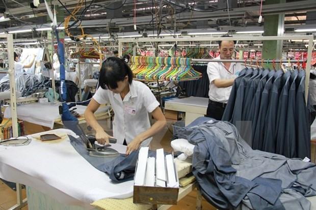 Exportaciones de confecciones textiles de Vietnam alcanzaran 30,5 mil millones de dolares hinh anh 1