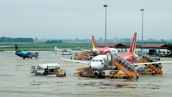 Abren nueva ruta aerea entre China y Vietnam hinh anh 1