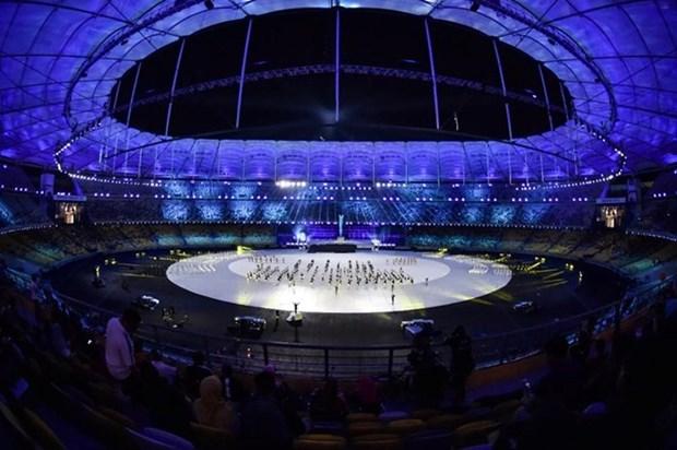Inauguran IX Juegos Paralimpicos de ASEAN en Malasia hinh anh 1