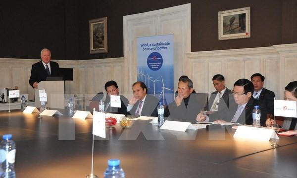 Vietnam respalda proyectos de energias renovables de Rent-A-Port hinh anh 1