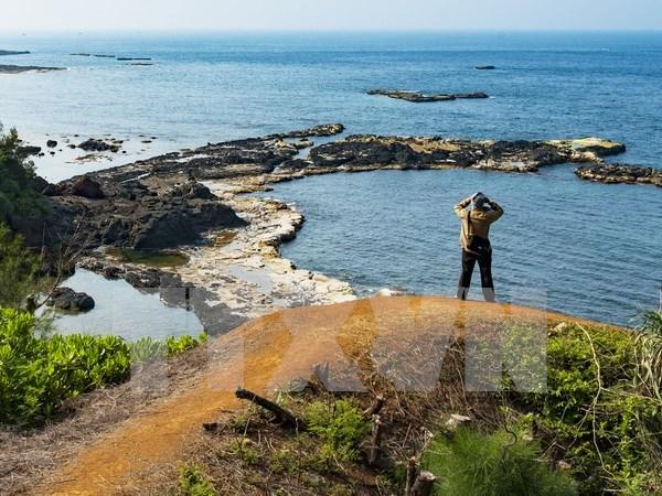 Isla de Ly Son preve convertirse en un destacado sitio de turismo geomorfologico hinh anh 1