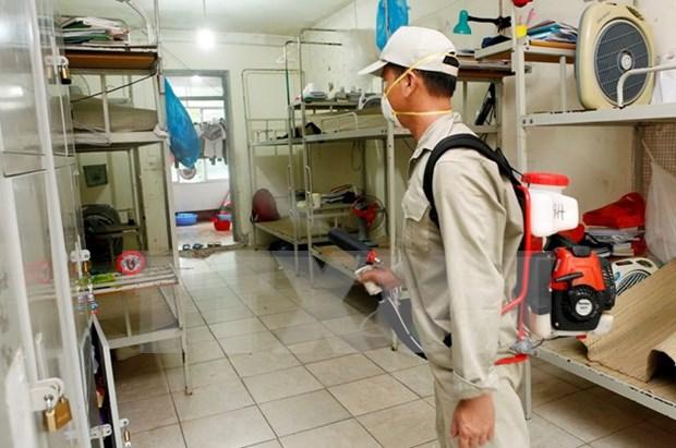 OMS destaca esfuerzos de Vietnam en control del dengue hinh anh 1