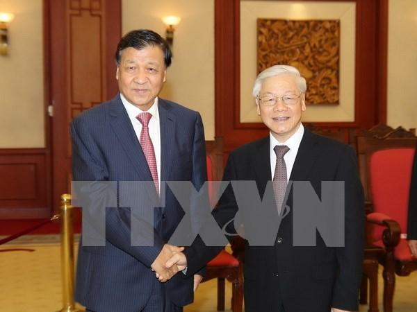 Vietnam y China atesoran la amistad y la cooperacion tradicionales hinh anh 1