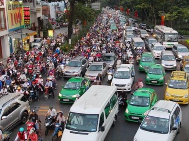 Inauguran en Vietnam conferencia internacional sobre seguridad vial en Asia Oriental hinh anh 1