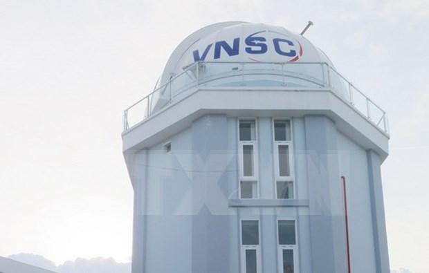 Vietnam fortalece cooperacion internacional en aplicacion de tecnologia espacial hinh anh 1
