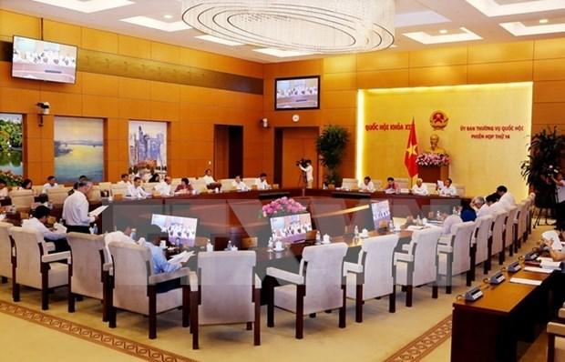 Diputados vietnamitas analizan enmienda a la Ley de Planificacion hinh anh 1