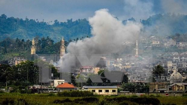 Filipinas cree que la batalla para retomar Marawi esta ultimando hinh anh 1