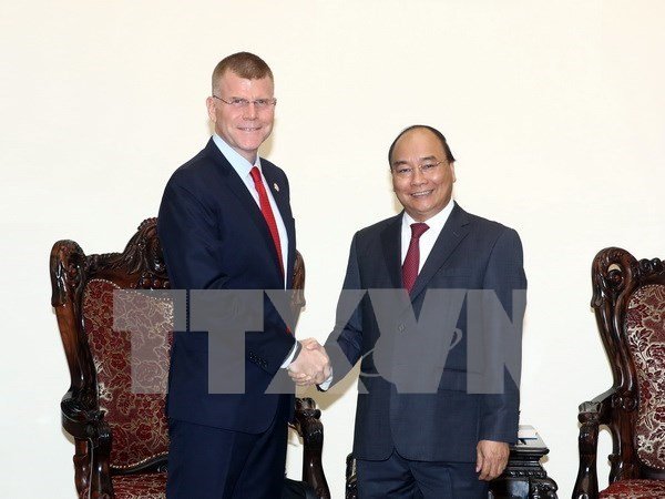 Vietnam solicita asistencia del BAD para alcanzar desarrollo sostenible hinh anh 1