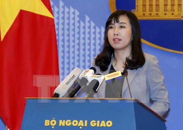 Vietnam insta a pronta investigacion de la muerte de un ciudadano en Taiwan (China) hinh anh 1