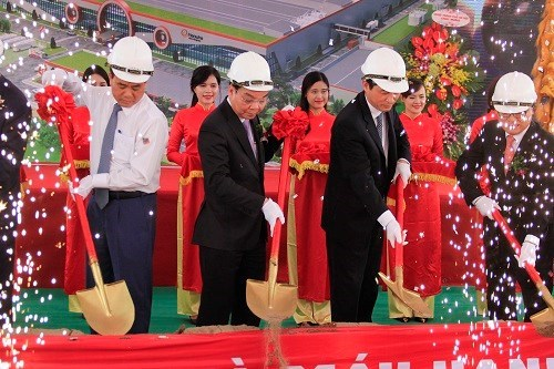 Inician construccion de primera fabrica de piezas de motores de aviones en Vietnam hinh anh 1