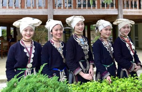 Celebran en Tuyen Quang Festival de la cultura etnica Dao hinh anh 1