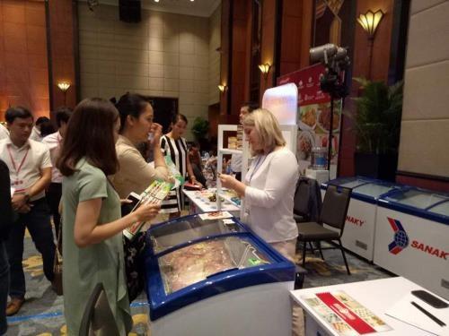Semana de Gastronomia rusa comienza en Hanoi hinh anh 1