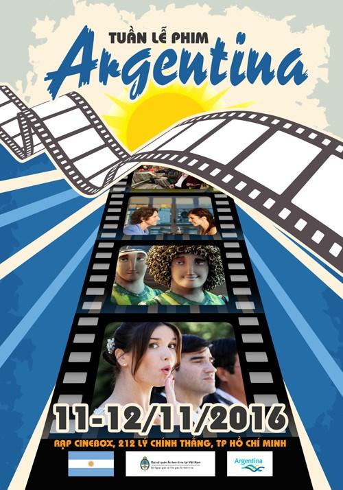 Celebraran en Ciudad Ho Chi Minh ciclo de cine argentino hinh anh 1