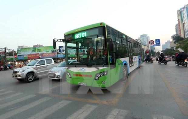 Hanoi necesita mas medidas avanzadas para reducir la congestion del transito hinh anh 1
