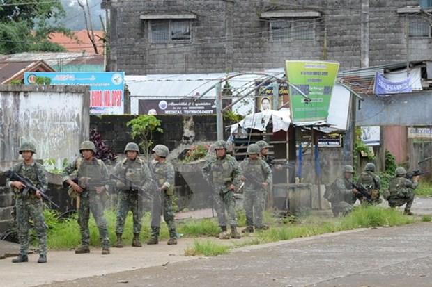 ASEAN y contrapartes de dialogo fortalecen cooperacion antiterrorista hinh anh 1