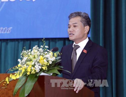 Vietnam y Sudcorea estrechan relaciones de amistad hinh anh 1