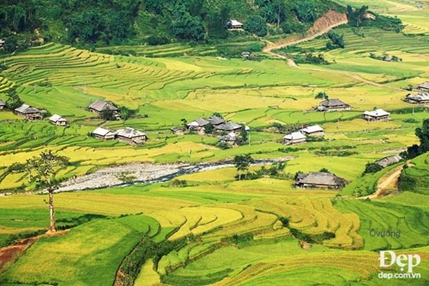 Inauguran semana cultural y festival de terrazas de arroz en provincia de Yen Bai hinh anh 1