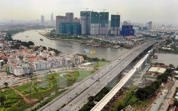 Ciudad Ho Chi Minh y Sudcorea estrechan cooperacion hinh anh 1
