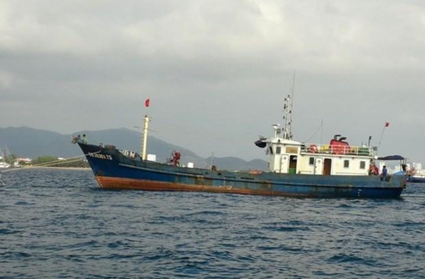 Vietnam protege derechos legitimos de pescadores arrestados en Filipinas hinh anh 1