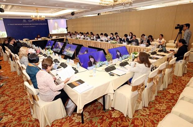 APEC busca promover rol de mujeres en industria creativa hinh anh 1