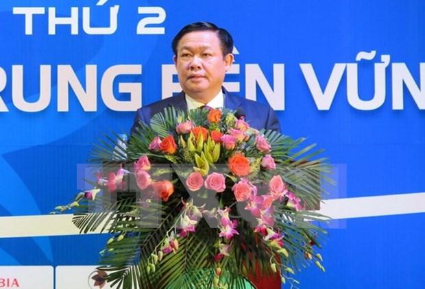 Foro Economico de region central de Vietnam debate conexion interprovincial hinh anh 1