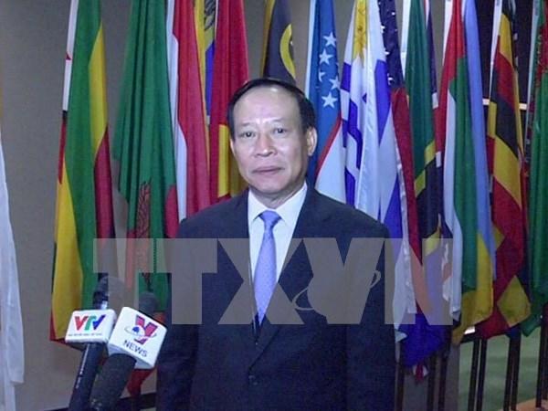 Vietnam busca mayor cooperacion internacional en lucha contra la criminalidad hinh anh 1