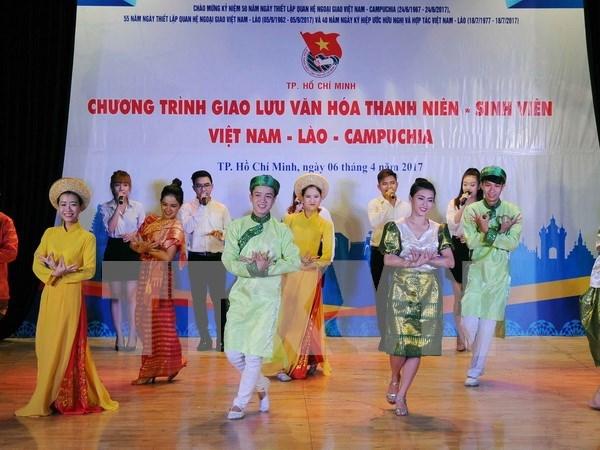 Localidad laosiana adquiere experiencias vietnamitas en organizacion de consejo popular hinh anh 1