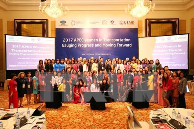 Concluye en Vietnam primer evento del Foro sobre Mujer y Economia del APEC hinh anh 1