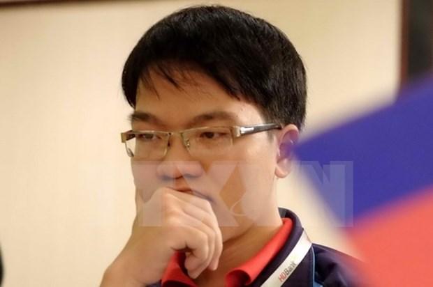 Trebejistas vietnamitas triunfan en evento de ajedrez rapido de AIMAG hinh anh 1