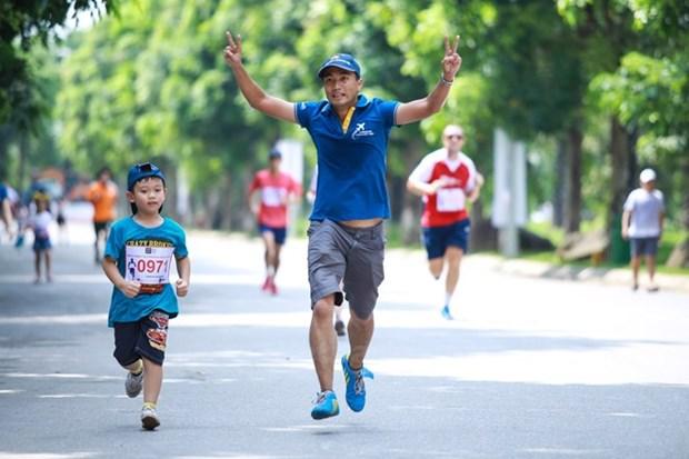 Ciudad Ho Chi Minh acogera su primera maraton internacional hinh anh 1