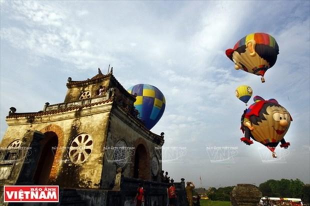 Festival Hue 2018 destaca cinco patrimonios de la humanidad hinh anh 1