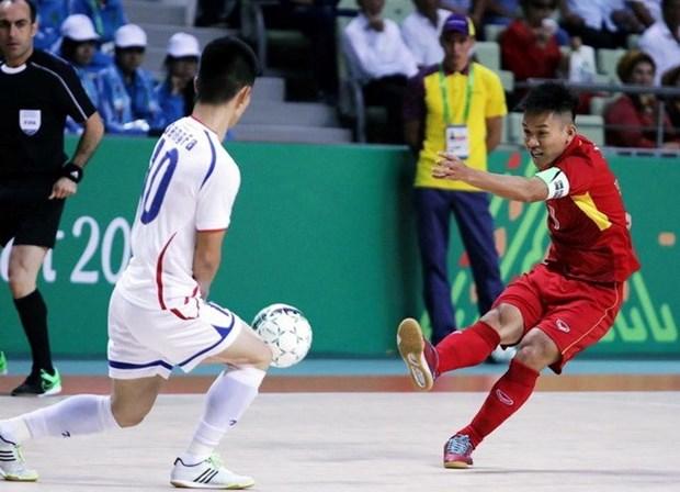 Vietnam satisfecho con resultados alcanzados en Juegos Asiaticos Bajo Techo hinh anh 1