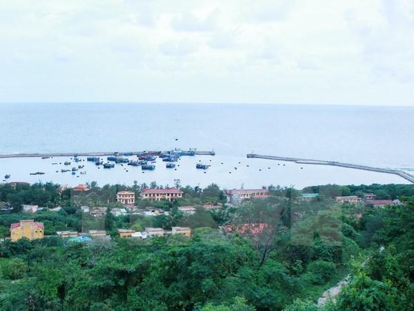 Vietnam y China realizan octava ronda de negociaciones sobre zona maritima de la entrada del Golfo Bac Bo hinh anh 1