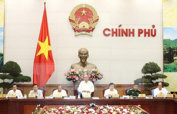 Gobierno vietnamita aprueba plan de simplificacion de procedimientos administrativos hinh anh 1