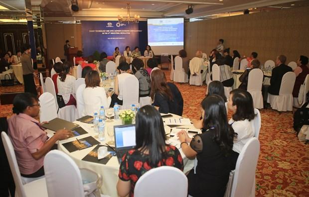 APEC 2017: Alto funcionario de Vietnam urge a impulsar productividad de las mujeres hinh anh 1