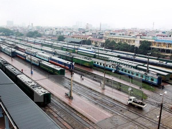 Abren ruta de transporte ferroviario y por carretera entre Sudeste Asiatico y Europa hinh anh 1
