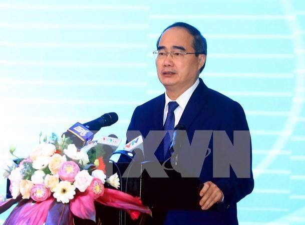 Ciudad Ho Chi Minh aboga por una mayor cooperacion con Italia hinh anh 1