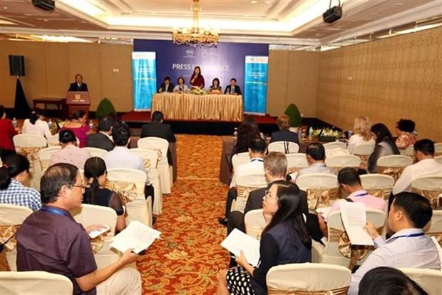 Economias miembros del APEC adoptan declaracion sobre mujer y economia hinh anh 1