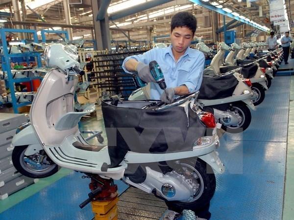 Economia de Vietnam logra crecimiento de 7,46 por ciento en tercer trimestre de 2017 hinh anh 1