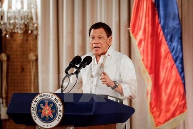 Agradece Filipinas a EE.UU. por respaldo en combate antiterrorista hinh anh 1
