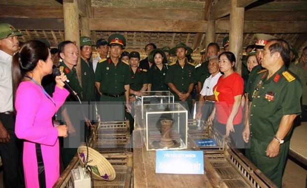 Inauguran casa conmemorativa construida por Laos dedicada al Presidente Ho Chi Minh hinh anh 1