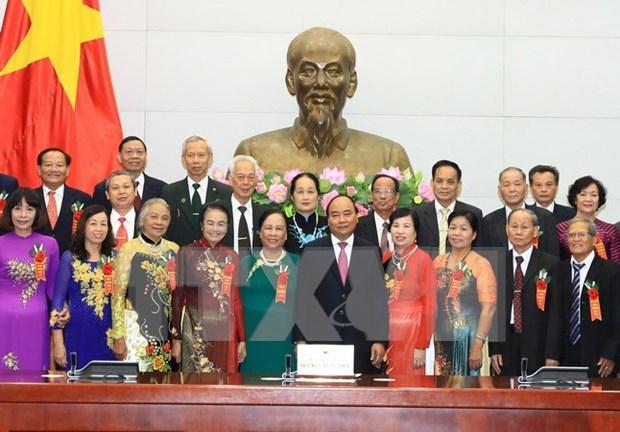 Gobierno de Vietnam concede importancia al cuidado de los ancianos hinh anh 1