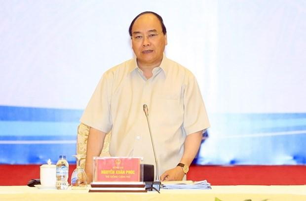 Gobierno vietnamita reitera disposicion de respaldar a sector privado hinh anh 1