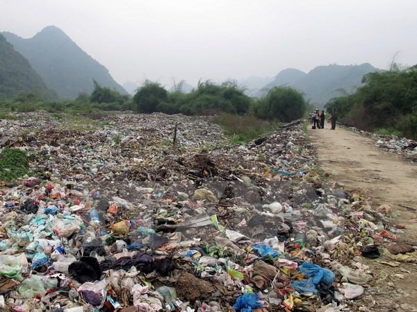 Empresa sudcoreana proyecta construir fabrica de electricidad a partir de residuos en Vietnam hinh anh 1