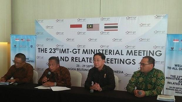 Indonesia, Malasia y Tailandia estrechan relaciones cooperativas hinh anh 1