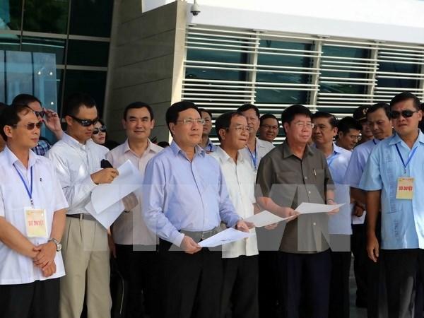 Vietnam finaliza preparativos infraestructurales para Semana de Cumbre de APEC hinh anh 1
