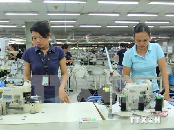 Indice de Produccion Industrial de Vietnam aumenta 13,2 por ciento en septiembre hinh anh 1
