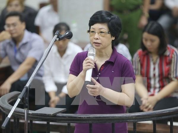 Inicia en Vietnam juicio por gran caso de fraude de bienes raices hinh anh 1